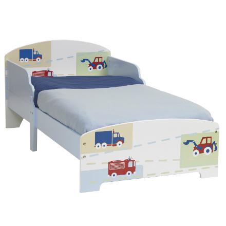 Bare ut Boys vehicles barneseng - Stort utvalg av barnemøbler MF-65